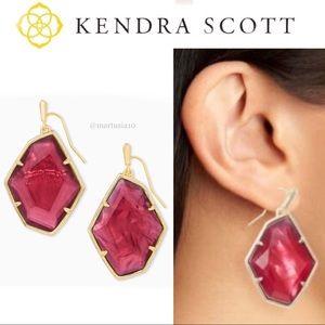 Kendra Scott Dunn Large Berry Drop Earrings